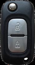 Reparatur Klappschlüssel Renault (Clio, Modus, Twingo, Kangoo und weitere Modelle)