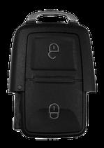 Reparatur Funkschlüssel 2-Tasten VW / Seat / Skoda (Golf, Polo, Lupo, T4, T5, Bora, EOS, Fox, Passat, Beetle und weitere Modelle)