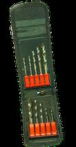 Bit - Metall-und Holzbohrerset 11-teilig