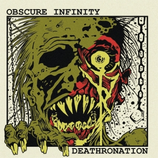 WODR-VINYL004  Obscure Infinity / Deathronation Split EP