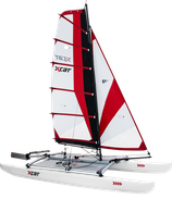 X-Cat Catamaran Sail