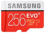 Scheda MicroSD Samsung EVO+ 256GB