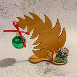 """Weihnachtsdeko Christbaum """"Krummer Hund"""" - klein #13"""