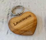 """Schlüsselanhänger """"Herz"""" - Lausdeandl"""