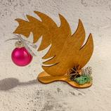 """Weihnachtsdeko Christbaum """"Krummer Hund"""" - klein #14"""
