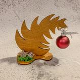 """Weihnachtsdeko Christbaum """"Krummer Hund"""" - klein #11"""