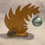 """Weihnachtsdeko Christbaum """"Krummer Hund"""" - mittel #4"""