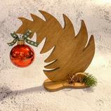 """Weihnachtsdeko Christbaum """"Krummer Hund"""" - mittel #10"""