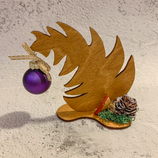 """Weihnachtsdeko Christbaum """"Krummer Hund"""" - klein #6"""