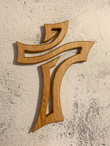 Holzkreuz Eiche geölt #2