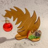 """Weihnachtsdeko Christbaum """"Krummer Hund"""" - klein #9"""
