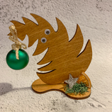 """Weihnachtsdeko Christbaum """"Krummer Hund"""" - klein #3"""