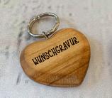"""Schlüsselanhänger """"Herz"""" - mit Wunschgravur"""