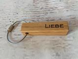 """Schlüsselanhänger """"Kantel"""" - LIEBE"""