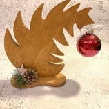 """Weihnachtsdeko Christbaum """"Krummer Hund"""" - mittel #11"""