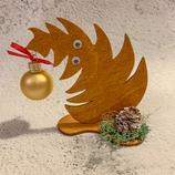 """Weihnachtsdeko Christbaum """"Krummer Hund"""" - klein #12"""