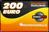 Gutschein € 200,00
