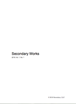 Secondary works 2019 Vol.1, No.1