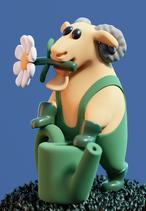 Bock als Gärtner