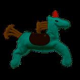#NEU Kentucky Einhorn Relax Horse Toy Einhorn Türkis