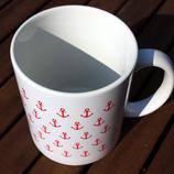 """Kaffeebecher """"Anker"""""""
