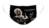 Tito Puente Option 1: Pleated Cloth Mask