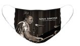 Nina Simone Option 1: (Cloth Mask)