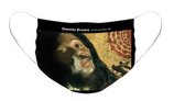 Dennis Brown Option 1: Pleated Cloth Mask