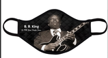 B.B. King (Quilted, Adjustable, Soft & Very Breathable)