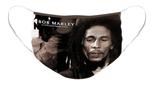 Bob Marley Option 1: Pleated Cloth Mask