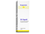 Burgerstein Vitamin D3 liquid 10ml