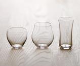 Set of 3 Craft Saké Glass