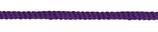 Kordel 4 mm, lila