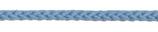 Kordel 8 mm, hellblau