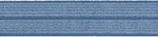Einfaßband elastisch 20 mm, jeansblau