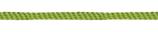 Kordel 4 mm, grün
