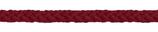 Kordel 8 mm, bordeaux