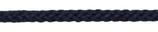 Kordel 8 mm, dunkelblau