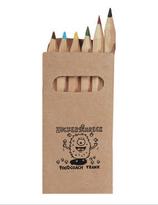 Zuckerschreck - Buntstifte