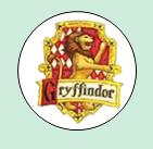 HP6 -  Blason Gryffindor
