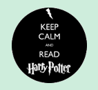 HP9- Keep calm and read Harry Potter