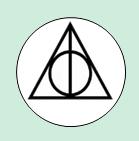 HP2 - Symbole des reliques de la mort