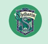 HP15 - Blason Slytherin