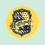 HP12- Blason Hufflepuff