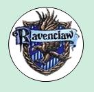 HP4 - Blason Ravenclaw