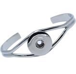 Bracelet métal jonc 1 Snap