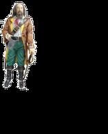 RÉPLICA DE PIRATA CON CARA Y MANOS DE LATEX | Réplicas de piratas