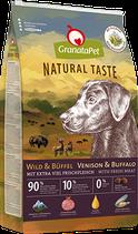 GranataPet Natural Taste getreidefrei