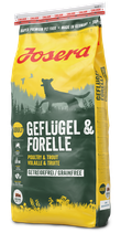 Geflügel & Forelle, 15 kg