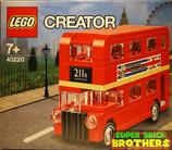 Mini London Bus